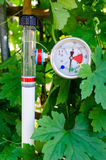 Soil Water Tension (Tensiometers) Stock Images