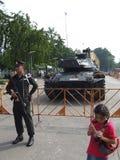Soilder tailandese dell'esercito. immagine stock