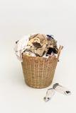 Soiled laundry Royalty Free Stock Photo
