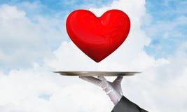 Soin de client professionnel et concept de soutien Images stock
