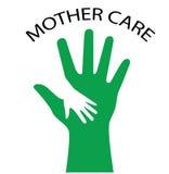 Soin de mère Photos libres de droits