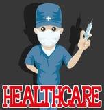 Soins de santé illustration stock