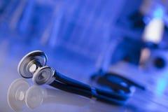 Soins de santé, concept médical Endroit pour la typographie image stock