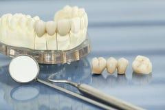 Soins de santé dentaires photo libre de droits