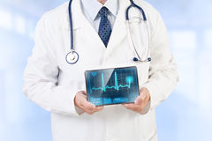Soins de santé modernes Image libre de droits