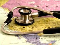 Soins de santé aux USA Photo stock