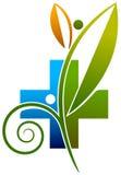 Soins de santé de fines herbes Photographie stock libre de droits