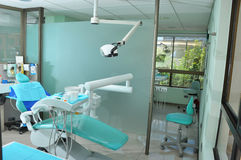 Soins dentaires Photos stock