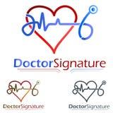 Soins médicaux Photos stock