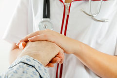 Soins médicaux Photographie stock libre de droits