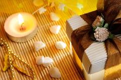 Soiree romantic. Romantic night evening for love Stock Photos
