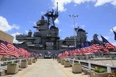 Soixante-dixième anniversaire? le 7 décembre 2011 de Pearl Harbor? Image libre de droits