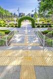 Soixantième parc d'année de Goztepe, Istanbul Images libres de droits