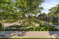 Soixantième parc d'année de Goztepe, Istanbul Photos libres de droits
