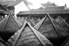 Sojasausfabriek royalty-vrije stock fotografie