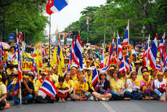 sojuszu demokraci ludzie s Zdjęcie Royalty Free