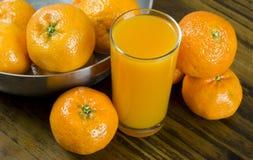Sok Pomarańczowy zdjęcie royalty free