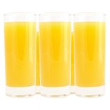 sok pomarańcze obrazy stock