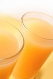 sok pomarańczowy zdjęcia stock
