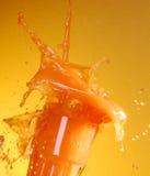 Sok pomarańczowy Zdjęcie Stock
