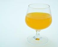 sok pomarańczowy white odizolowane Zdjęcia Stock
