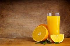 sok pomarańcze Fotografia Royalty Free