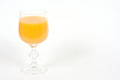 sok szklana pomarańcze zdjęcia royalty free