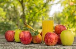 sok z owoców fotografia royalty free