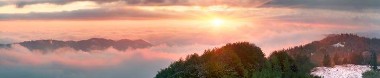 Sokal Ридж осенью стоковое фото rf