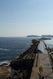 Sokcho. Korea city Sokcho tour viewpoint Stock Photo
