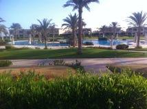 Sokhna, Egipt fotografia stock