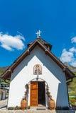 Soko Monastery est? situado debajo de Soko Grad imagen de archivo libre de regalías