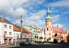 Sokolov, Czech republic Royalty Free Stock Photo