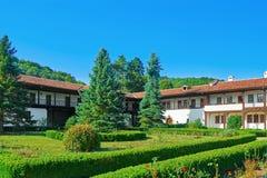 Sokolski ortodoksa monaster zdjęcie royalty free
