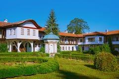 Sokolski ortodoksa monaster obraz royalty free