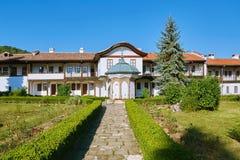 Sokolski ortodoksa monaster fotografia royalty free