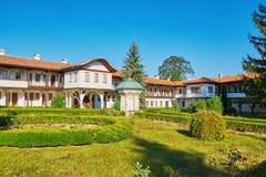 Sokolski ortodoksa monaster fotografia stock