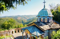 Sokolsky Monastery in Bulgaria, Gabrovo, 2016 August,27 Royalty Free Stock Image