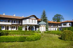 Sokolsky Monastery in Bulgaria, Gabrovo, 2016 August,27 Royalty Free Stock Images