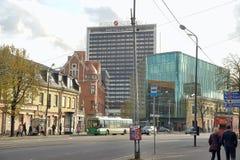 Sokos Hotel Viru Stock Image