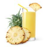 soku ananas Zdjęcie Royalty Free