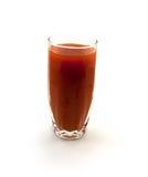 soku szklany pomidor jeden Obrazy Stock