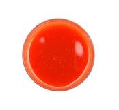 soku widok pomidorowy odgórny Zdjęcia Royalty Free