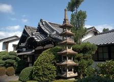 Sokujo Temple, Kyoto, Japan Royalty Free Stock Image