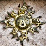 Solénoïde de Grunged Image libre de droits