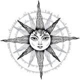 Sol Arkivfoto
