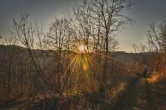 sol Fotografía de archivo