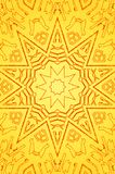 Sol abstracto Imagen de archivo libre de regalías