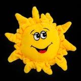 Sol amarillo Imagenes de archivo