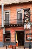 Sol Commercial Center em Ambato, Equador Fotografia de Stock